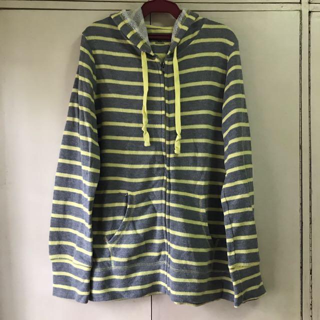 MERONA Stripped UNISEX Jacket