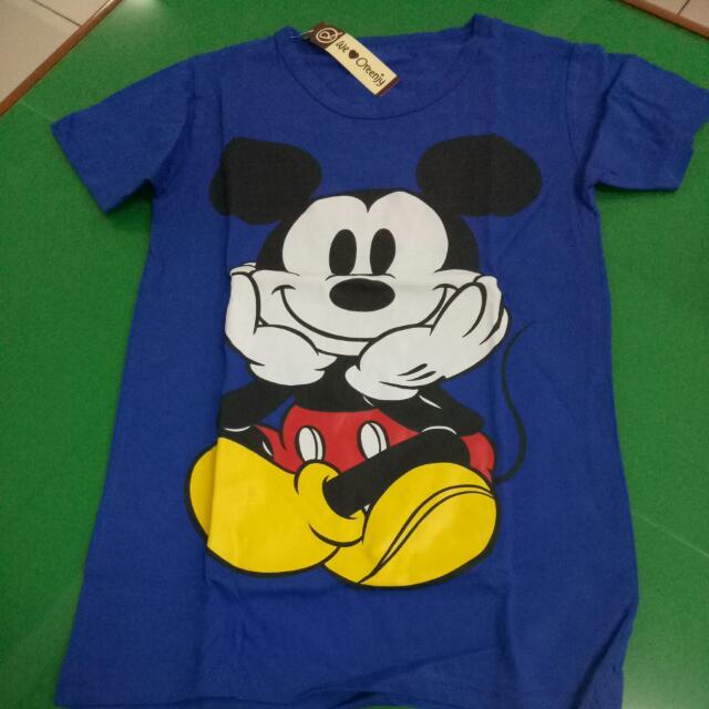 Mickey Shirt Size S-M