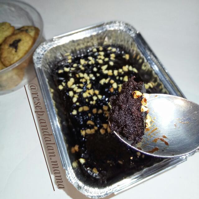 Mud Brownies Andalan Mama
