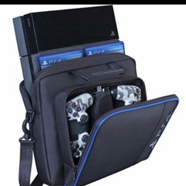 New Item PS4 Set Bag