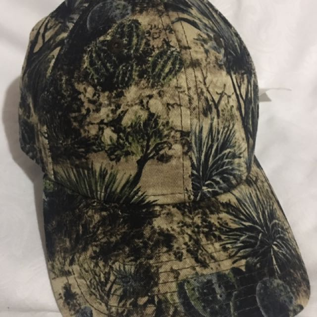 NewEra Cactus Camo 9Forty Adjustable