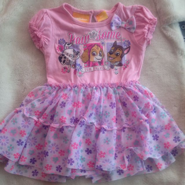 Nicklodeon Baby Dress/romper
