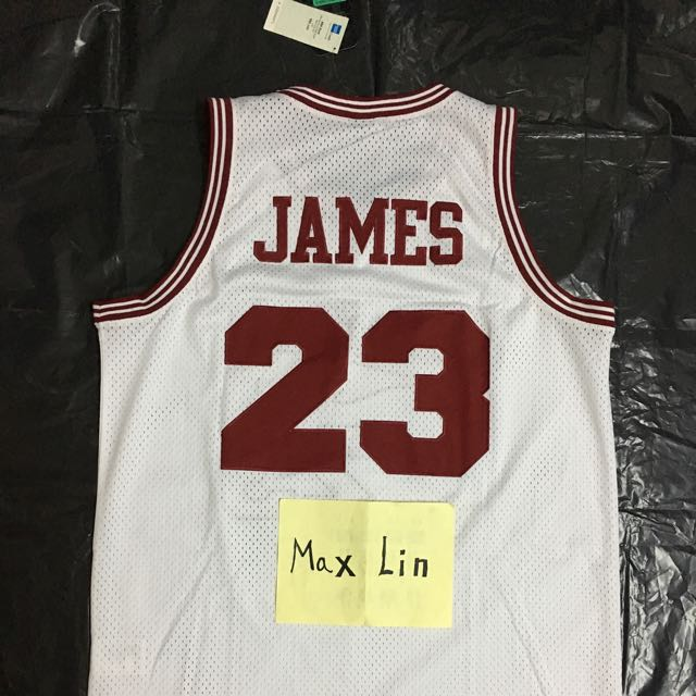 on sale ff7dc 5ce7e Nike Lebron James Cleveland Cavaliers Retro Swingman Jersey