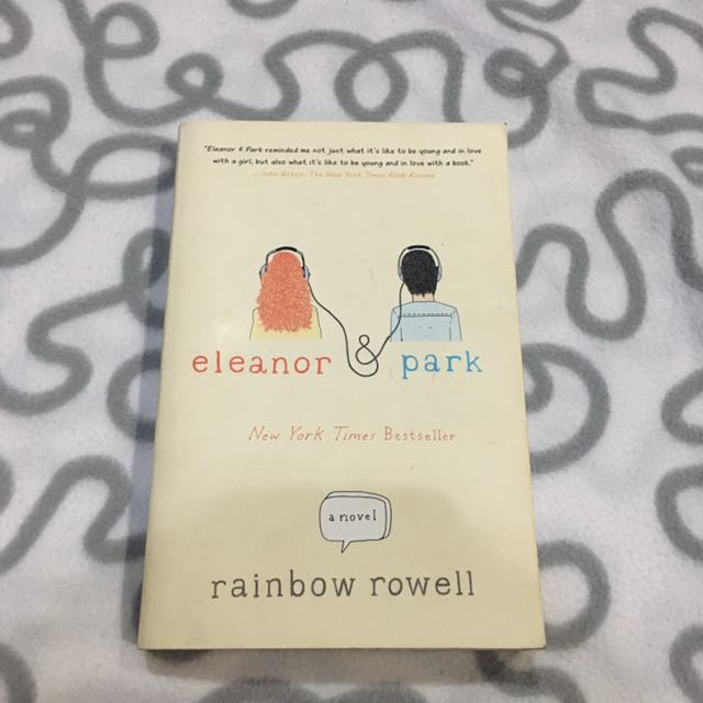 [Novel] Eleanor & Park
