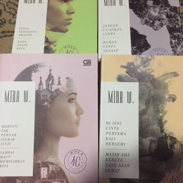 Novel Karya Mira W