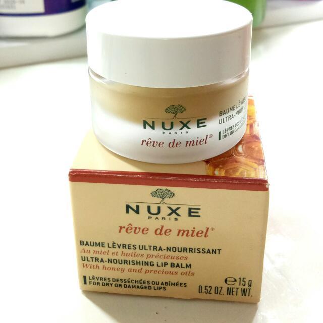 NUXE Lip Balm Honey & Precious Oil