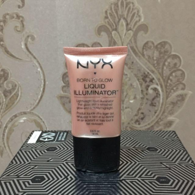 NYX Born To Glow (LI02) Gleam/ Lueur