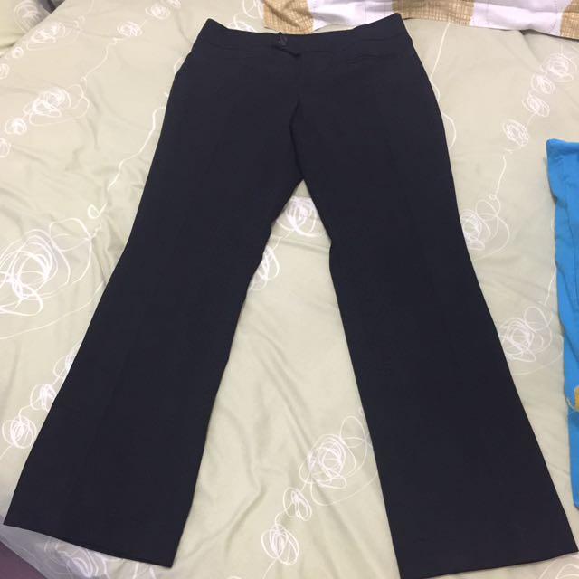 Office Pants Cut bray Look