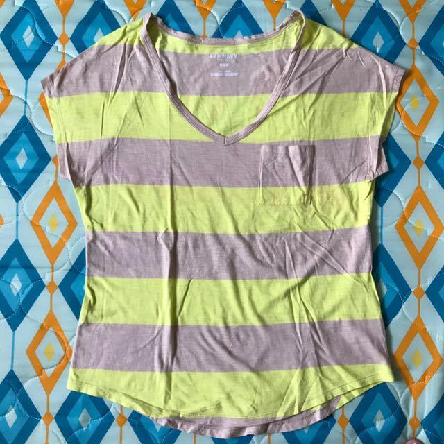Original Old Navy V-neck T-Shirt