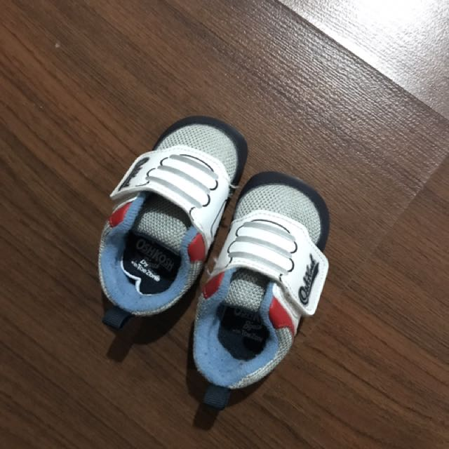 Oshkosh Prewalker Shoes (Authentic)
