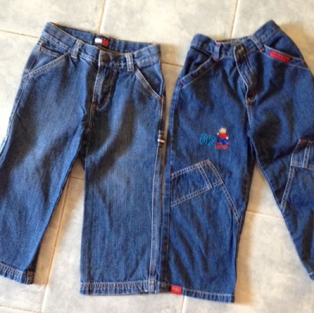 Pants for kids 4-6t take two for only 270