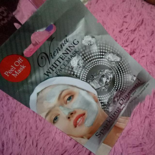 Peel Of Mask By Vienna