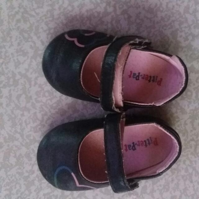 PitterPat Kids Shoes Size 19