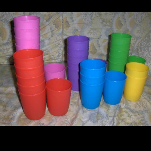 Plastic Cups (Baso)