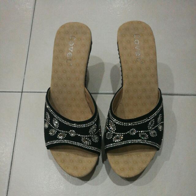Platform Shoes (Black)