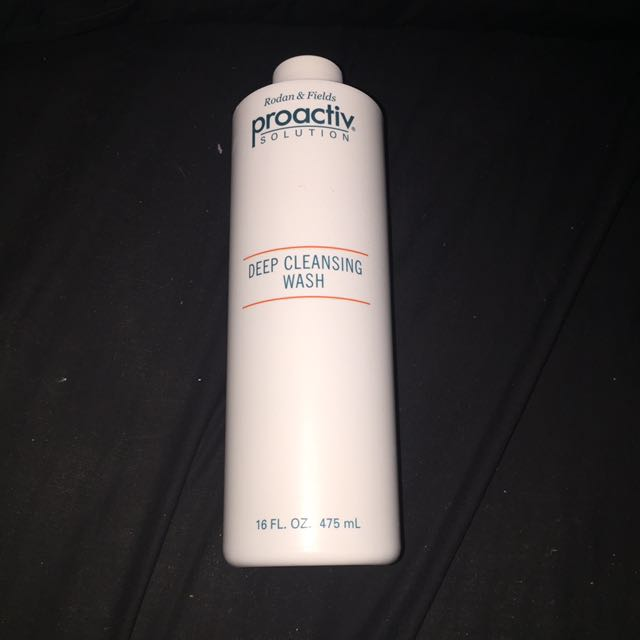 PROACTIVE deep Cleansing Wash