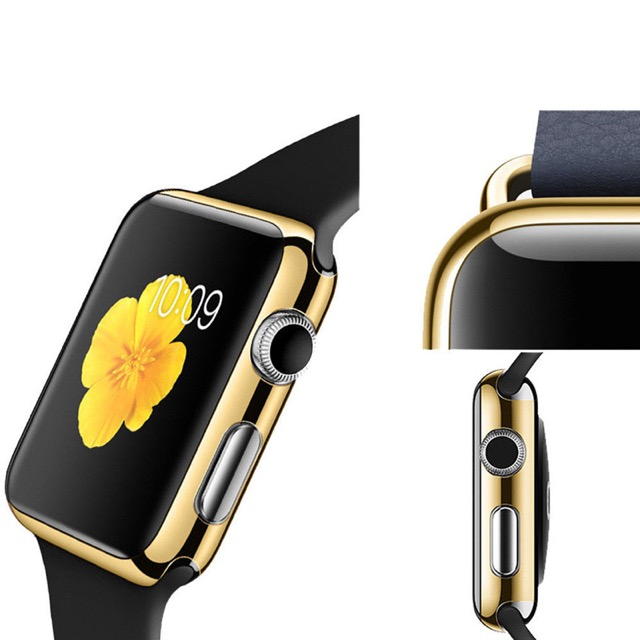 Protective Snap On Covers for Apple iWatch 42mm Series 1 and 2