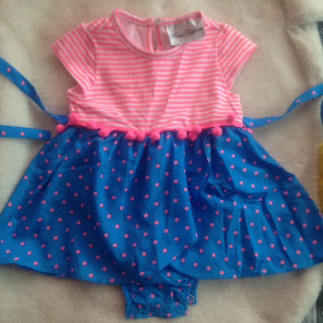 Rare Edition Baby Dress/romper
