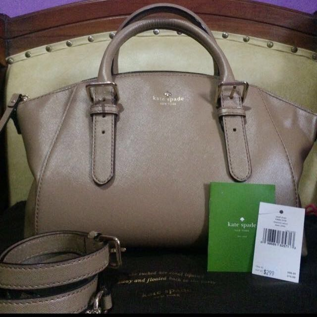 REPRICE! Authentic Kate Spade Charlotte Street Bag Preloved
