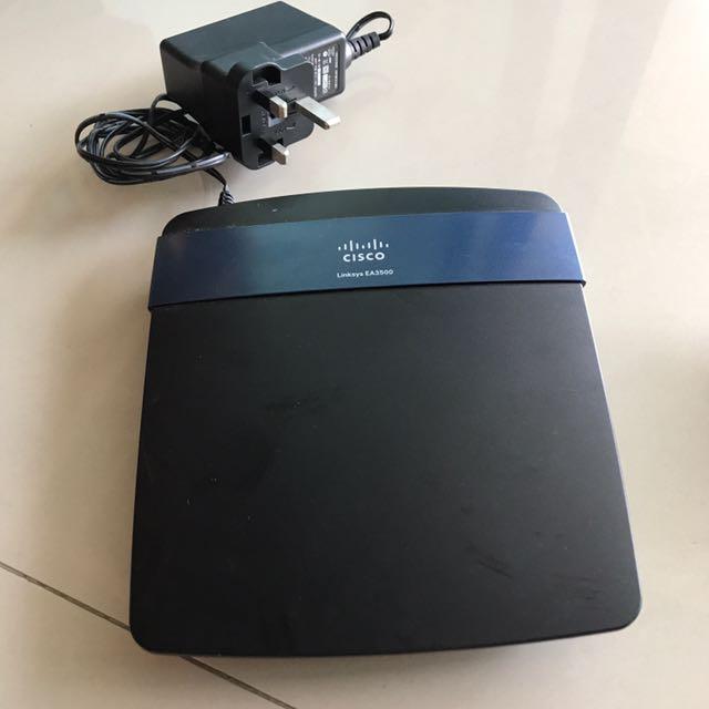 Router Cisco EA3500