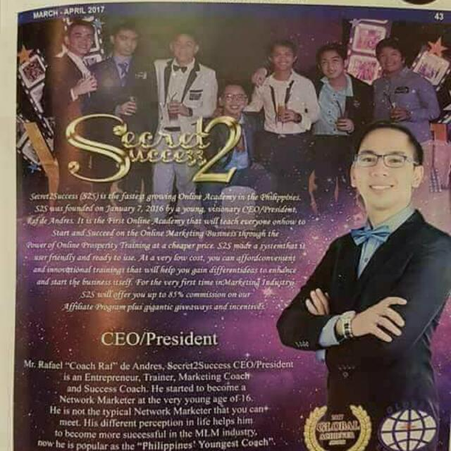 S2S Secret To Success