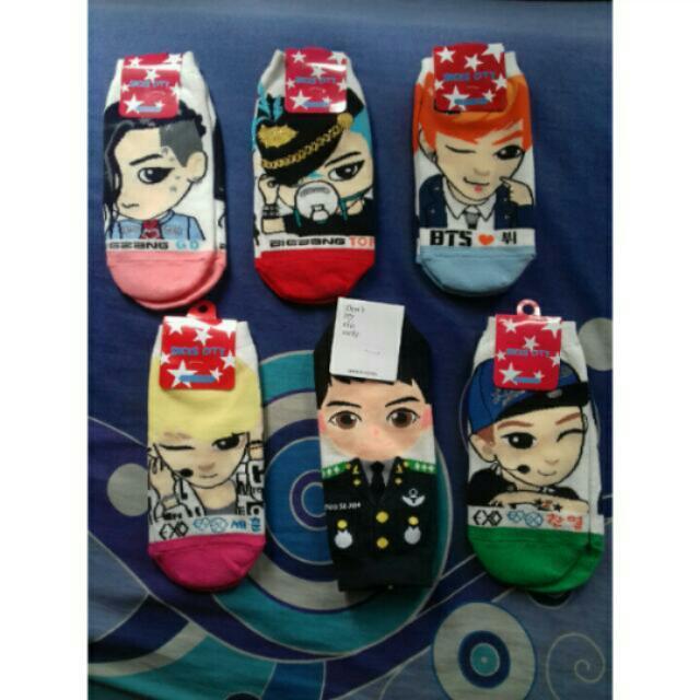 Sale! Kpop Socks