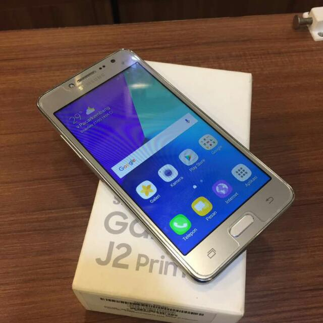 Samsung Galaxy J2 Prime Full Set Mobile Phones Tablets Android On Carousell