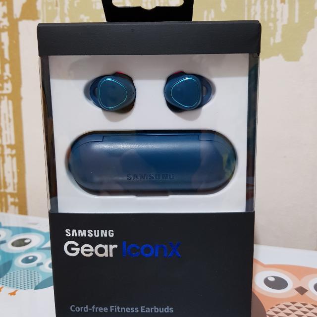 Samsung Gear IconX Original (Blue)