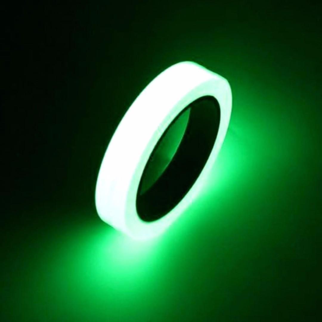 Selotip glow in the dark