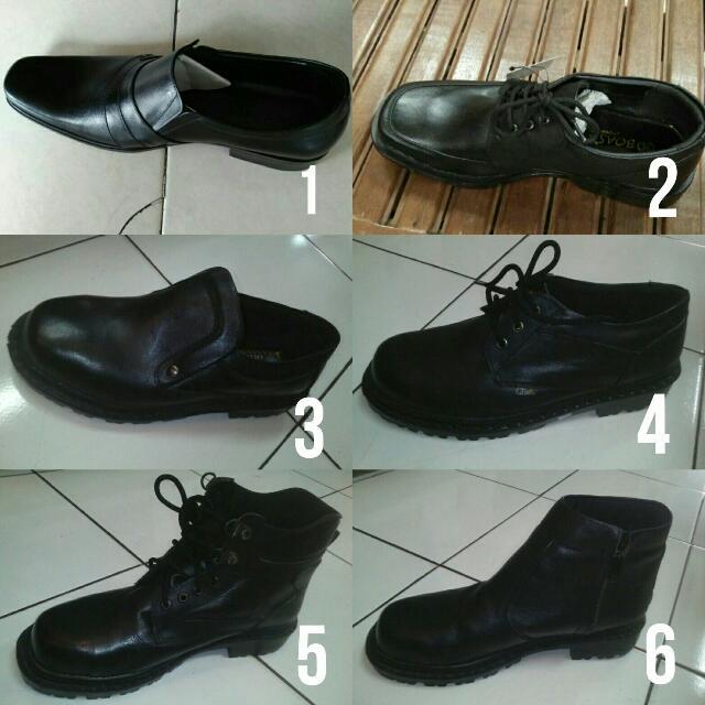 Sepatu Kulit Sapi