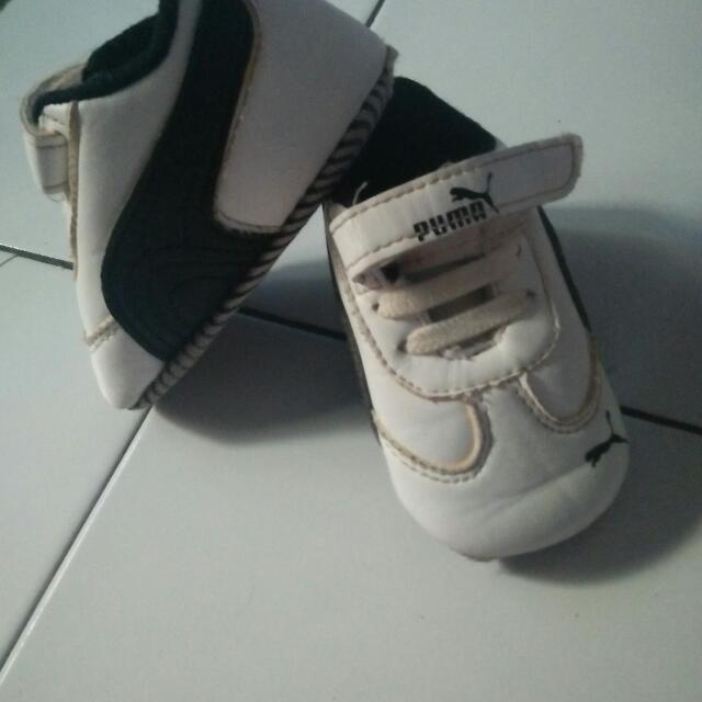 Sepatu Prewalker Baby Puma 97c001eabc