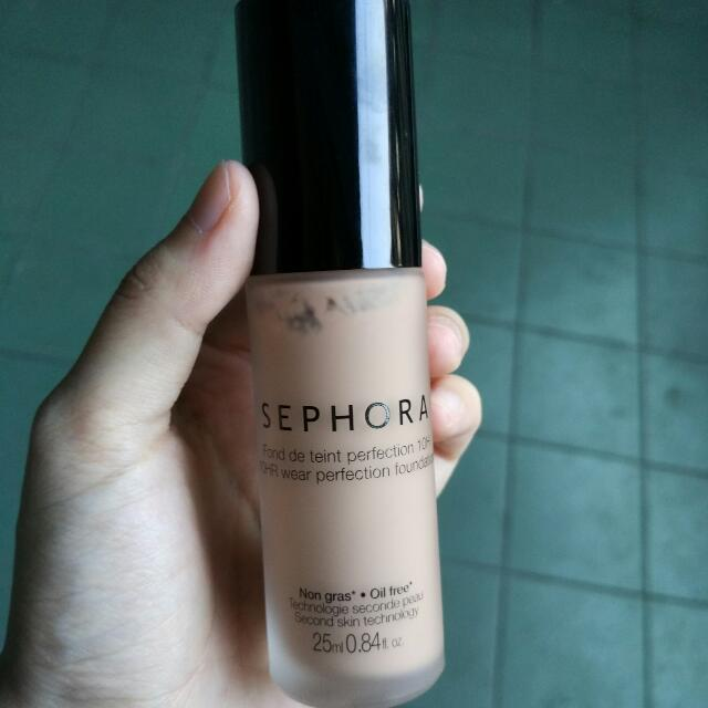 Sephora 10hr Foundation For Oily Skin Shade 30