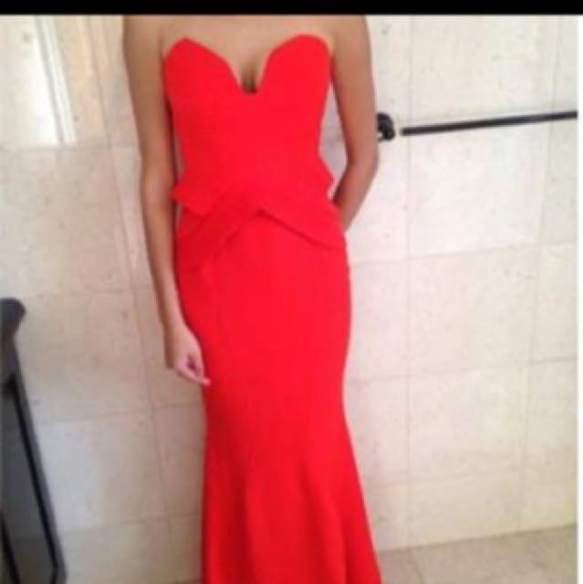 Sheike Formal Dress (gown)