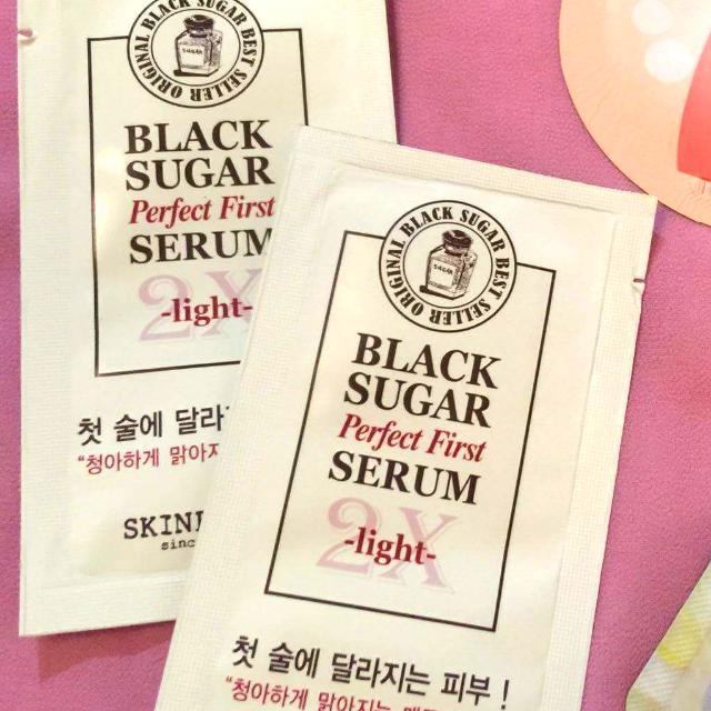 Skinfood Black Sugar First Serum