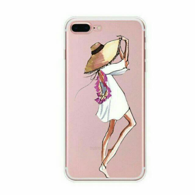Soft TPU Case For iPhone 6/6+, 6s/6s+, 7/7+