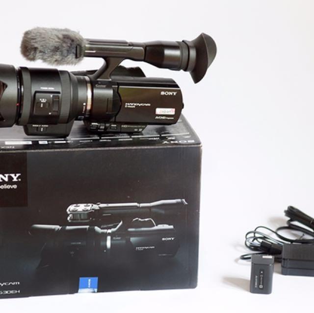 Sony NEX-VG30EH [jual]