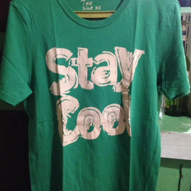 Stay Cool Giordano T-shirt