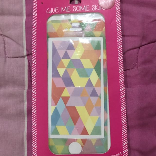 Sticker Tribal for Iphone 5