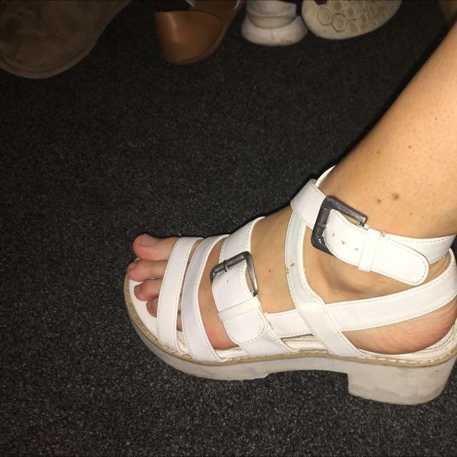 Strappy Sandles / Heels