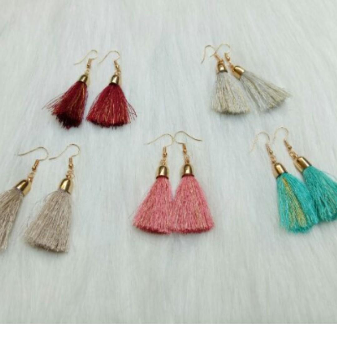 Tasel earrings