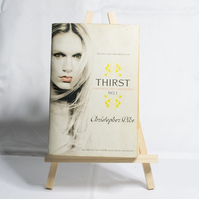 Thirst No. 1 - Christopher Pike