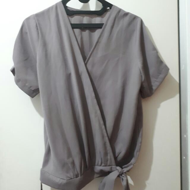 Tied Kimono
