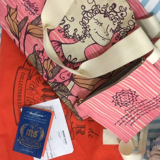 TULISAN BAG 2015 Collector Editio