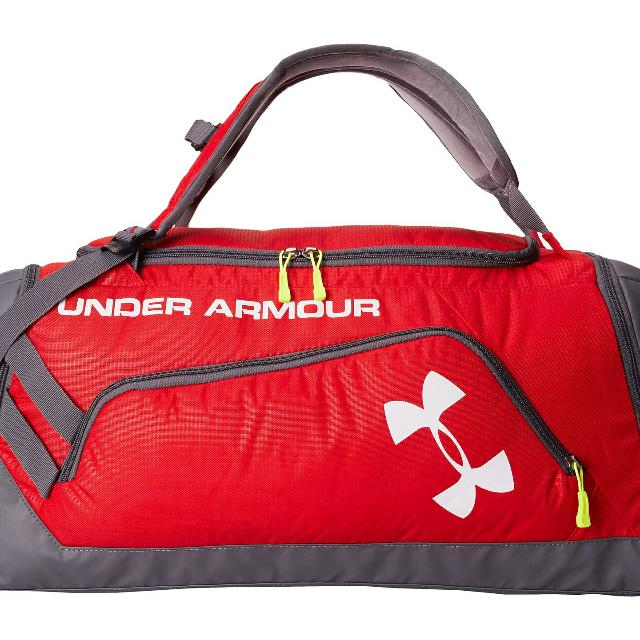 Under Armour x Virgin Active 3 in 1 Duffel Bag 777e894c9d8ed