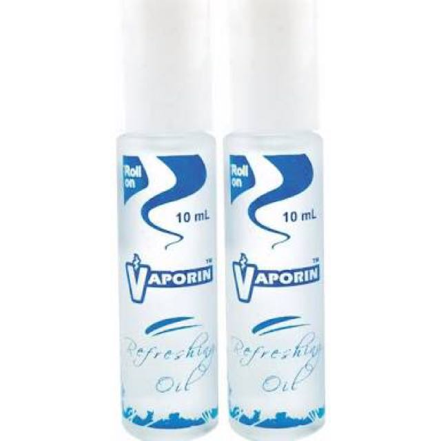 Vaporin Refreshing Oil