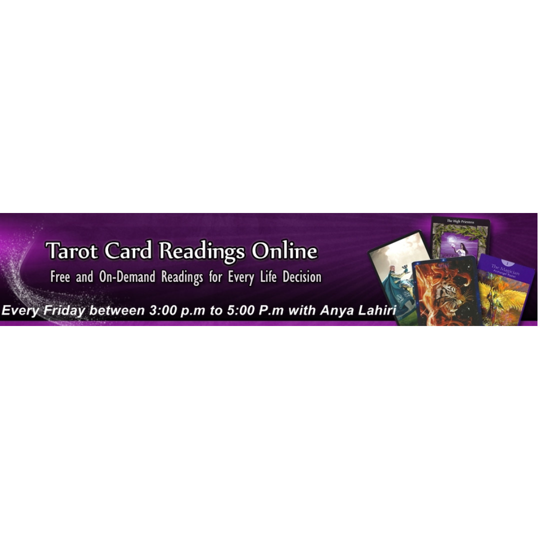 WELCOME TO YOUR FREE TAROT CARD READING !!, Everything Else on Carousell