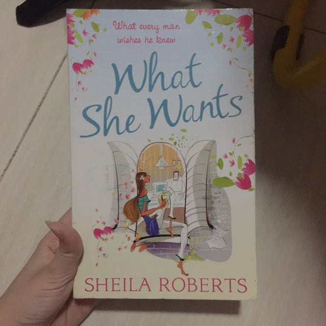 WHAT SHE WANTS ( ENG )