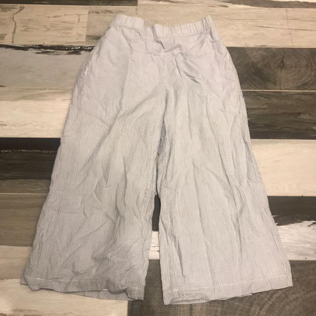 ZARA 女裝 寬褲