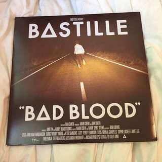 "Bastille ""bad Blood"" Album"