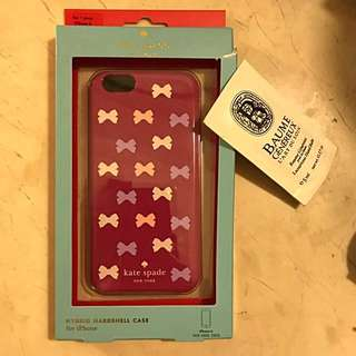 AUTHENTIC KATE SPADE IPHONE6 / 6S COVER